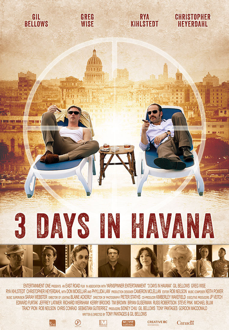 3 Days in Havana on FREECABLE TV