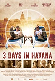 Three Days in Havana Poster