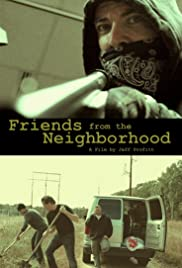 Friends from the Neighborhood Poster