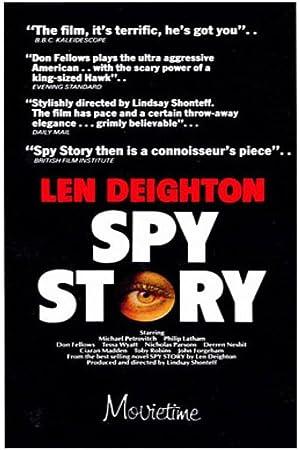 Where to stream Spy Story