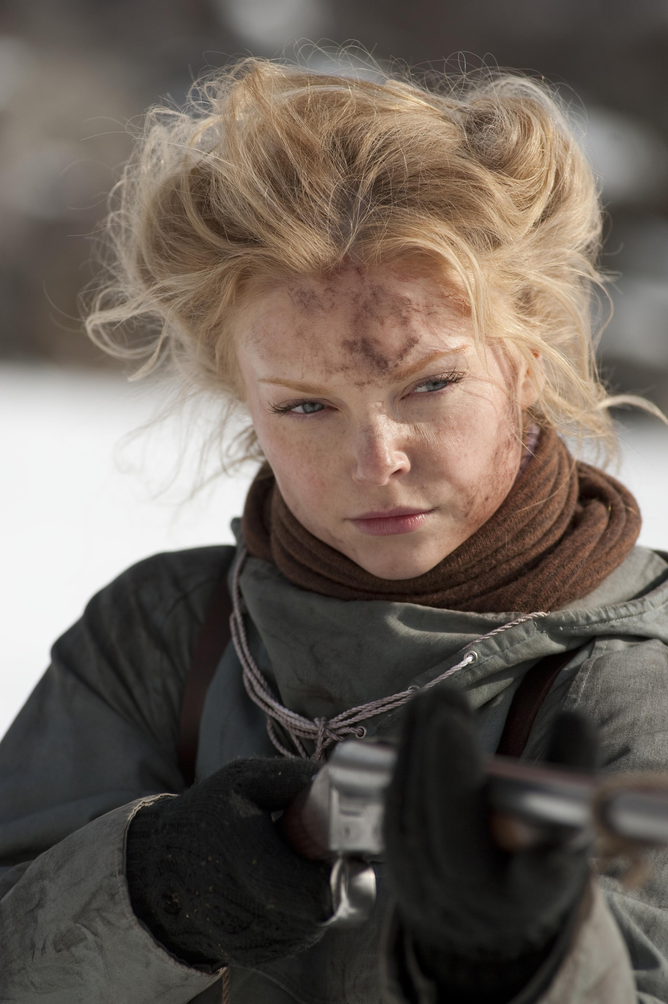 Izabella Miko in Age of Heroes (2011)