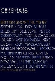 Cinema16: British Short Films Poster