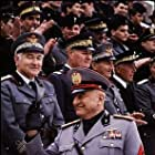 """Mussolini: The Untold Story"" George C. Scott 1985 NBC / MPTV"