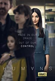 View Humans - Season 2 (2016) TV Series poster on Ganool