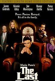 The Last Don II Poster - TV Show Forum, Cast, Reviews