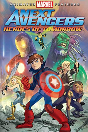 Permalink to Movie Next Avengers: Heroes of Tomorrow (2008)