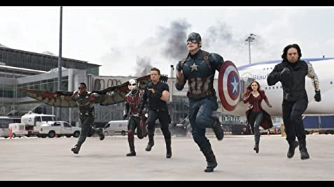 Image result for cap civil war
