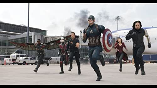 Watch the latest trailer from Captain America: Civil War!