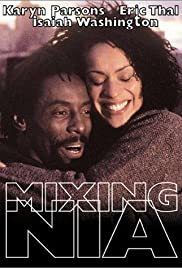 Mixing Nia Poster