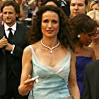 Andie MacDowell at an event for The Wind that Shakes the Barley (2006)