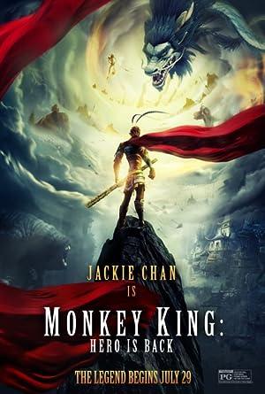 Where to stream Monkey King: Hero Is Back