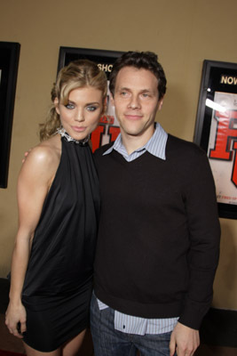 Will Gluck and AnnaLynne McCord at an event for Fired Up! (2009)