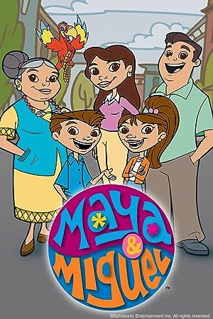 Where to stream Maya & Miguel