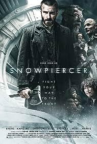 Ed Harris, John Hurt, Jamie Bell, Chris Evans, Kang-ho Song, Octavia Spencer, and Tilda Swinton in Snowpiercer (2013)
