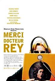 Merci Dr Rey! Poster