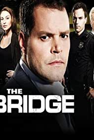 Inga Cadranel, Aaron Douglas, Ona Grauer, Michael Murphy, Paul Popowich, and Theresa Joy in The Bridge (2010)