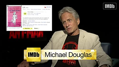 IMDb Asks Michael Douglas: What's Your First Movie in a Movie Theater?