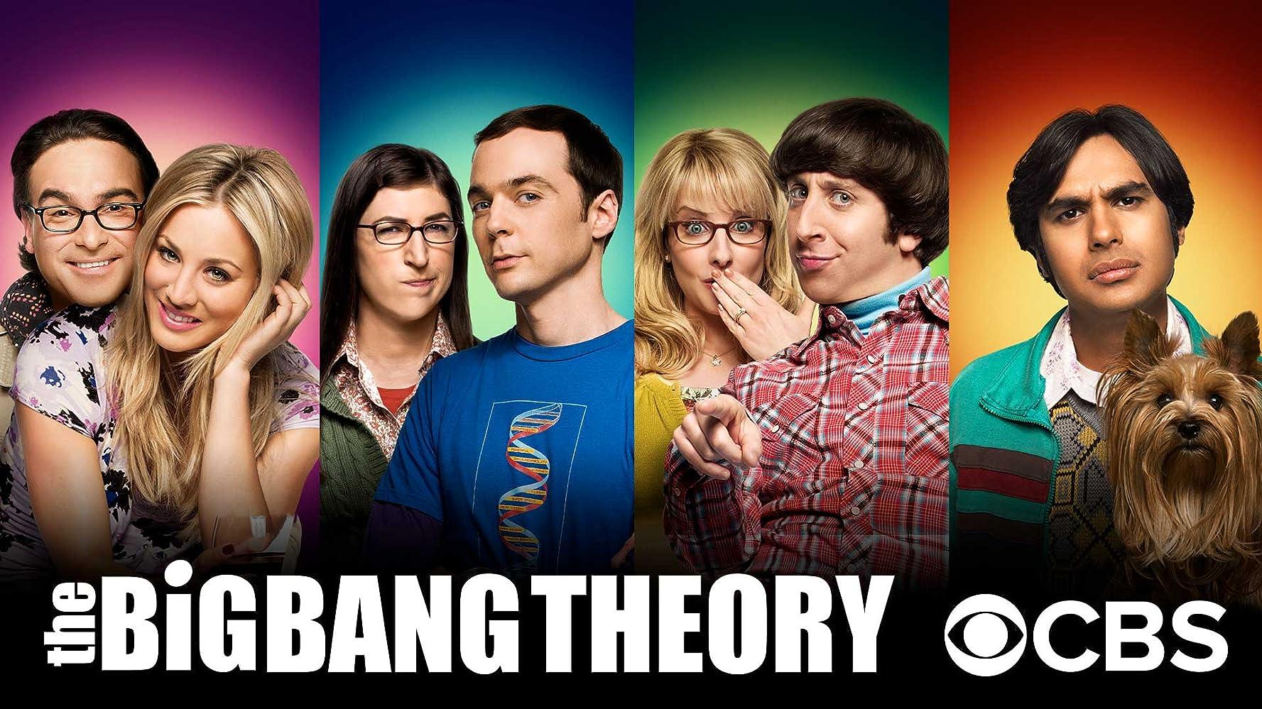 Imagens do The Big Bang Theory Dublado Dublado Online