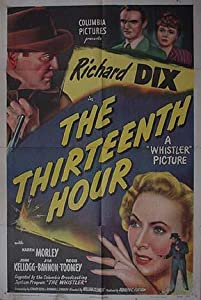 Ready movie single link download The Thirteenth Hour George Sherman [720x576]
