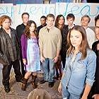 Circle of Eight, Paramount -  Kirk Bovill, John Bishop, Katie Lowes, Ryan Doom, DJ Qualls, Jesse Johnson, Josh Kelly, Austin Highsmith, Khary Payton, Natashia Williams