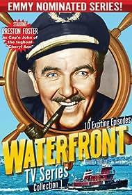 Preston Foster in Waterfront (1954)