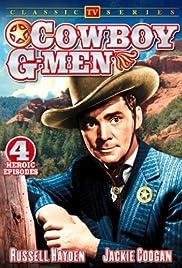 Cowboy G-Men Poster
