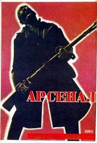 Arsenal (1929) Poster - Movie Forum, Cast, Reviews