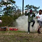 Ryan Dunn, Johnny Knoxville, and Loomis Fall in Jackass 3.5 (2011)