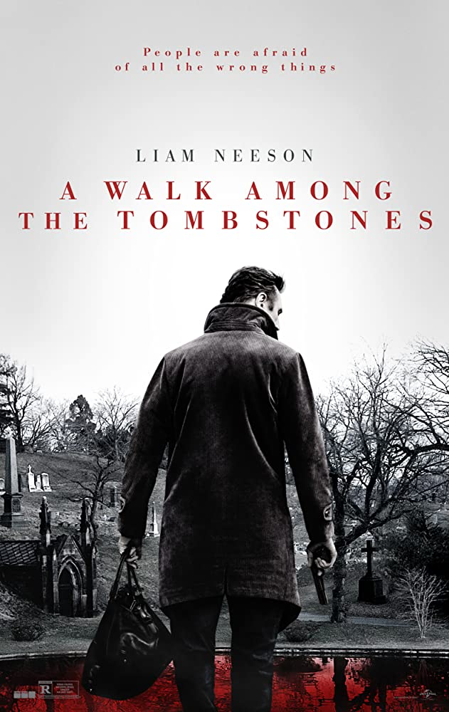 Poster film A Walk Among The Tombstones