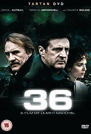 36th Precinct(2004) Poster - Movie Forum, Cast, Reviews