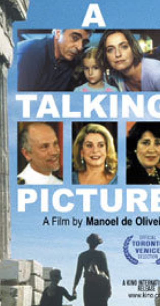 770eacef5c6 Um Filme Falado (2003) - IMDb