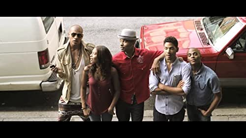 THE SKINNY, the new feature film from award-winning writer/director Patrik-Ian Polk, tells the story of five black Brown University classmates- four gay men and one lesbian- reuniting in the Big Apple for a weekend of sin, fun, secrets, lies & drama.