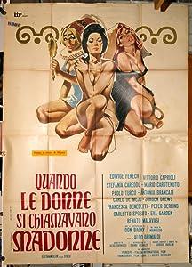 Movie watches Quando le donne si chiamavano 'Madonne' [WEBRip]