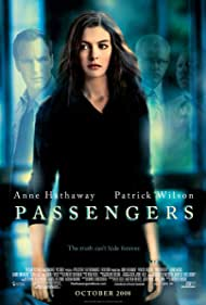 David Morse, Anne Hathaway, and Patrick Wilson in Passengers (2008)