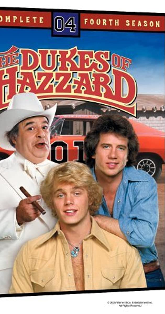dukes of hazzard all seasons