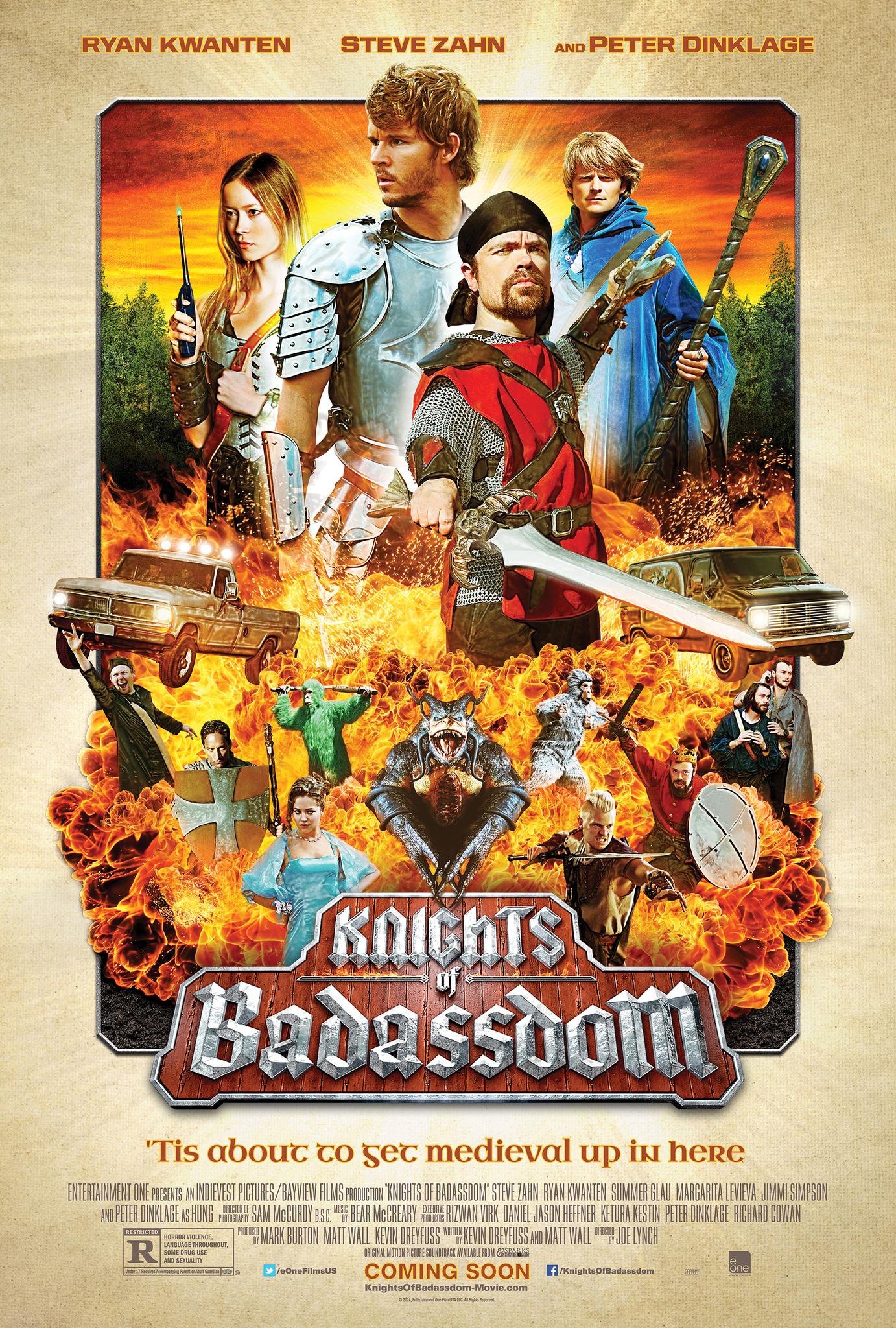 Filme Knights of Badassdom Download
