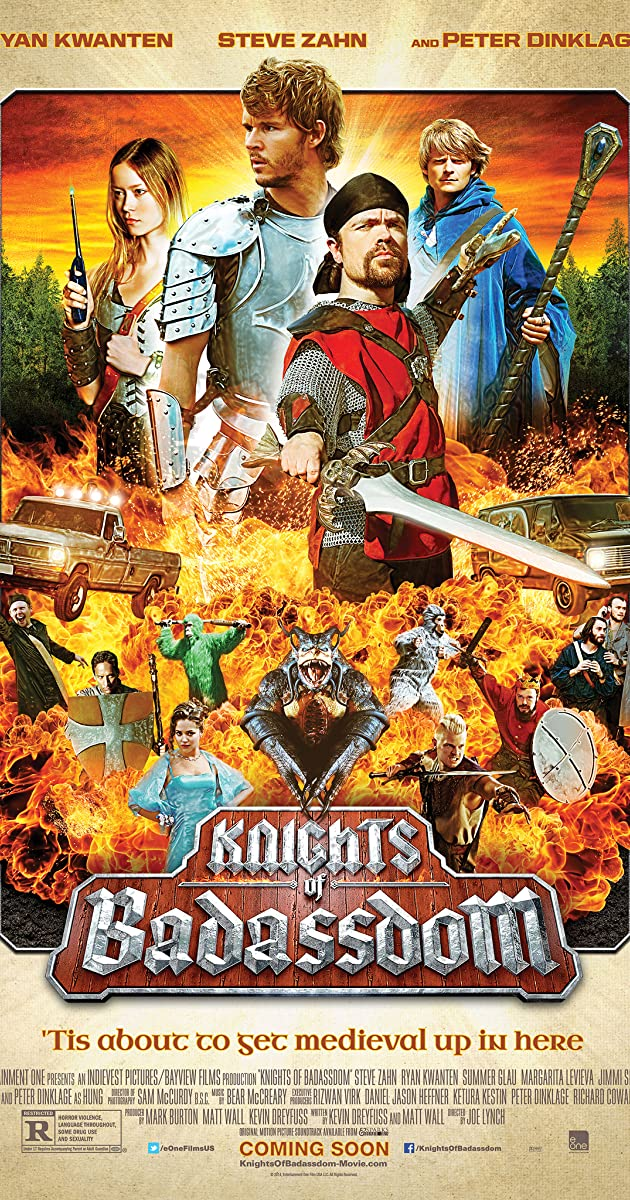 Subtitle of Knights of Badassdom