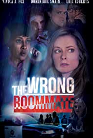 Vivica A. Fox, Eric Roberts, Dominique Swain, Jessica Morris, and Jason-Shane Scott in The Wrong Roommate (2016)