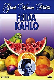 Great Women Artists: Frida Kahlo Poster