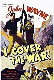 I Cover the War! Poster