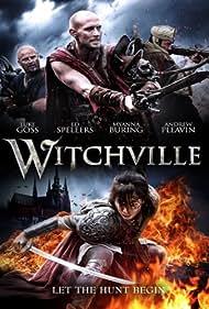 Luke Goss, Andrew Pleavin, MyAnna Buring, and Ed Speleers in Witchville (2010)