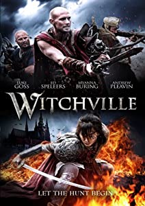 Legal downloading movie sites Witchville by Ryan Little [320x240]