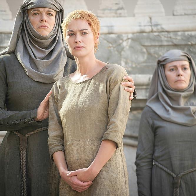 Lena Headey, Hannah Waddingham, and Mary Jordan in Game of Thrones (2011)