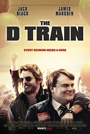 Where to stream The D Train