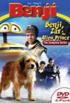 Benji, Zax & the Alien Prince