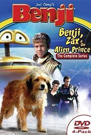 Benji, Zax & the Alien Prince Poster