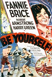 Be Yourself! Poster