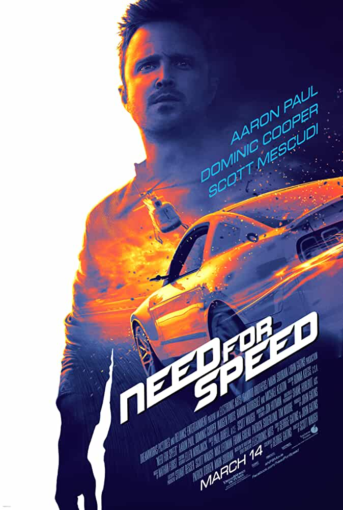 Download Need for Speed (2014) Full Movie In Hindi-English (Dual Audio) BluRay 480p [400MB] | 720p [1.1GB]
