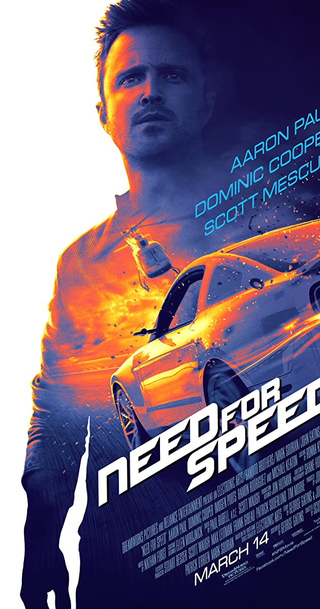 Need For Speed 2014 Connections Imdb
