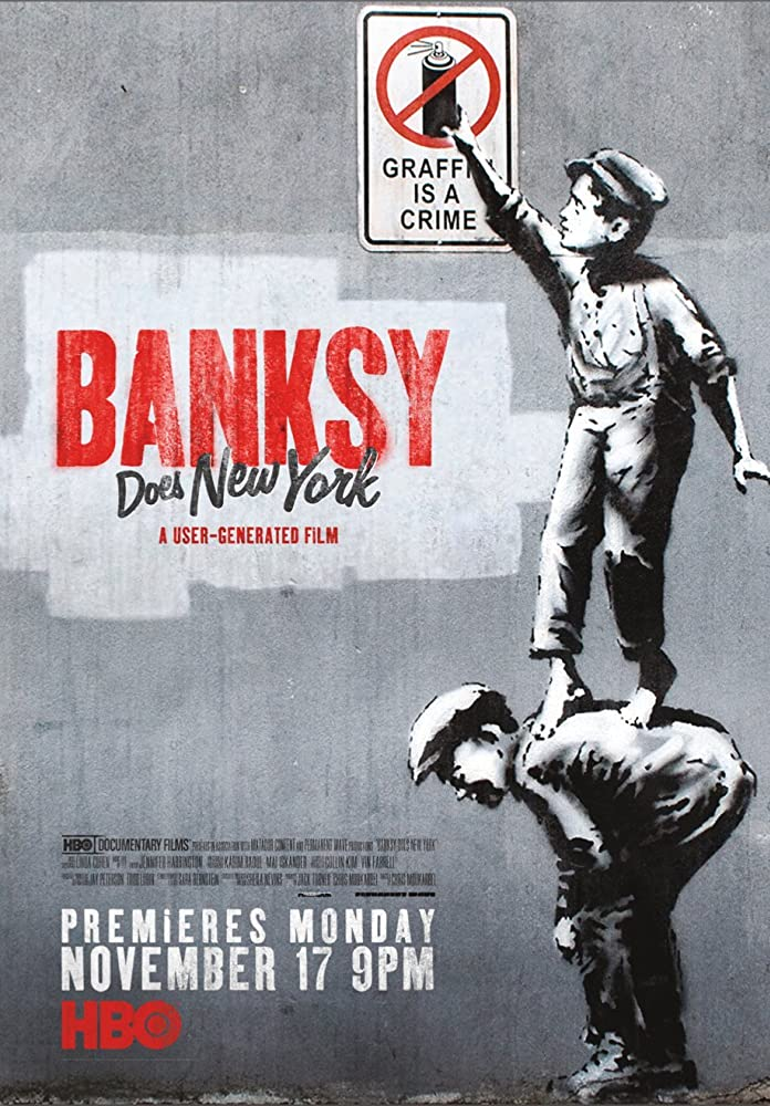 Banksy Does New York – Banksy în New York (2014)